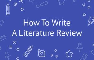 How to cite a literature review? Solved - ResearchGate